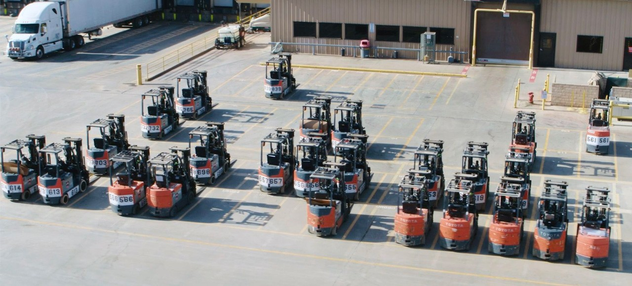 So You Want to Buy a Used Forklift: A Comprehensive Guide