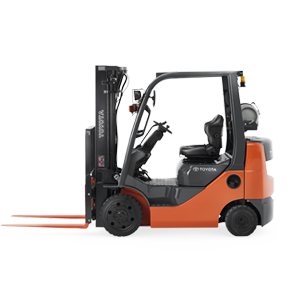 toyota core cushion forklift