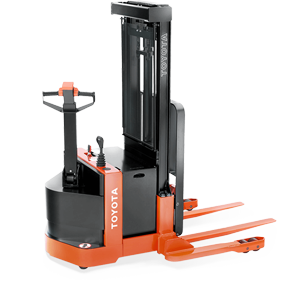 industrial walkie stacker pallet jack