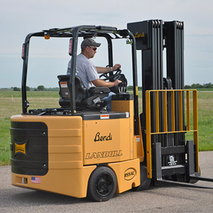 bendi ELECTRIC vna forklift